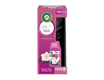 Airwick Freshmatic Difuzér a náplň Smooth Satin & Moon Lily 1x250ml