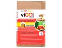 Papírové sáčky na odpad biodegr. viGO! 10L 10ks