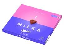 Milka I love Milka Strawberry dezert bonboniéra 1x110g