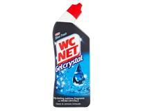 WC Net Gel Crystal Blue Fresh WC čistič 1x750ml