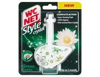 WC Net Style Crystal Green Exotic 1x37g
