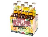 Desperados Original Beer Tequila 6x330ml