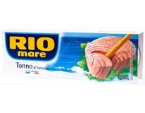 Rio Mare Tuňák ve vlastní šťávě 3x80g