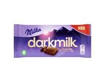 Milka Darkmilk tabulková čokoláda 13x85g