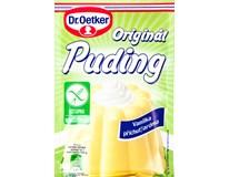 Dr.Oetker Original Puding bezlepkový příchuť vanilka 1x38g