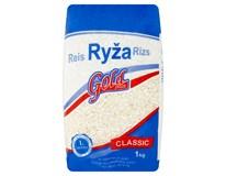 Gold Plus Classic Rýže kulatozrnná 10x1kg