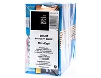 Drum Bright Blue Tabák kolek T/V 10x40g