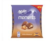 Milka Moments Mini Toffee Wholenut 1x97g