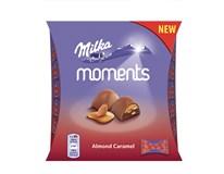 Milka Moments Almond Caramel mini 1x96g
