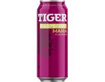Tiger Raspberry Mania Energy drink energetický nápoj 12x500ml plech