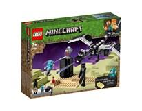Lego Minecraft: Závěrečná bitva/ Souboj ve světe End 1ks