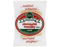 A.W. Olomoucké tvarůžky malé chlaz. 14x100g
