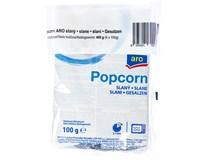 ARO Popcorn slaný CZ 4x100g