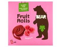 Bear Yoyo's Pure Fruit Raspberry želé 5x20g