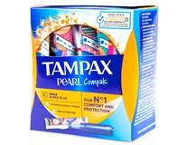 Tampax Pearl Compak Super Plus Tampony s aplikátorem 1x16ks