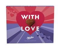 Milka I love Milka Hazelnut pralinky 1x110g