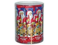 Lízátka Santa z mléčné čokolády 45x15g
