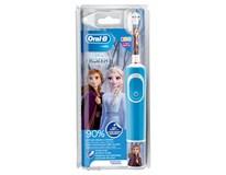 Oral-B Kids D100K Frozen 2 Elektrický zubní kartáček s hlavicí 1ks
