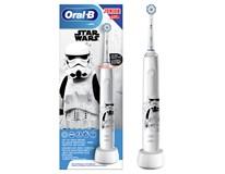 Oral-B Junior Brush Star Wars Elektrický zubní kartáček s hlavicí 1ks