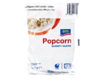 ARO Popcorn CZ sladký 4x100g