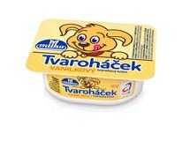 Milko Tvaroháček Tvarohový krém vanilka chlaz. 3x90g