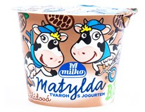 Milko Matylda BIO Tvaroh čokoláda 1x90g