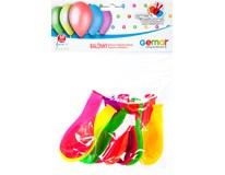 Balónek nafukovací 19cm neonové barvy 1x10ks