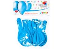 Balónek nafukovací 26cm sv. modrá 1x10ks