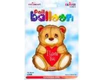 Balónek 46cm medvídek