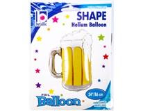 Balónek 86cm Chlazené pivo fólie 1x1ks
