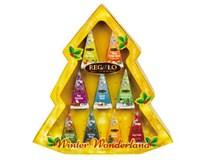 Regalo Winter Wonderland žlutý strom 9x2g