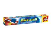 Fino Slide & Lock Sáčky na zip mix 3 velikosti 9ks