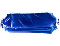 Stuha stahovací 13cm modrá 1ks