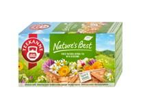 Teekanne Herbs Nature's best čaj bylinný 3x32g