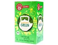 Teekanne Swinging Green, bio zelený čaj 1x35g (20 sáčků)