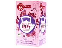 Teekanne You're My Berry, bio ovocno-bylinný čaj 1x45g (20 sáčků)