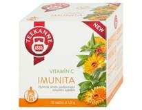 Teekanne Imunita, bylinná směs 4x18g (4x10 sáčků)