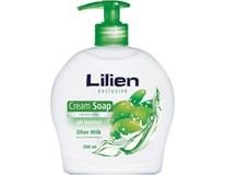 Lilien Exclusive Tekuté mýdlo Olive Milk 1x500ml