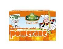 VeltaTea Svět dětí Křemílkův ovocný čaj s příchutí pomeranče 1x40g