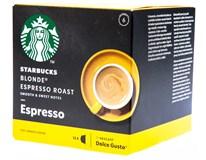 Starbucks Nescafé Dolce Gusto Blonde Espresso roast kávové kapsle 1x12ks