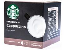 Starbucks Nescafé Dolce Gusto Cappuccino kávové kapsle 1x12ks