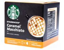 Starbucks Nescafé Dolce Gusto Caramel Macchiato kávové kapsle 1x12ks