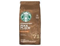 Starbucks® Pike Place Espresso Roast zrnková káva 1x200g