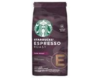 Starbucks® Espresso Roast zrnková káva 1x200g