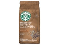 Starbucks® Single-Origin Colombia mletá jednodruhová káva 1x200g