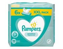PAMPERS WIP.SENSIT.6X80KS XXL 6x