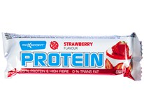 MaxSport Protein Strawberry Flavour Jahoda 1x60g