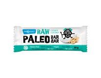 MaxSport Paleo Raw tyčinka s kokosem a kešu oříšky 1x50g