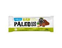 MaxSport Paleo Raw tyčinka s lískovými ořechy a kakaem 1x50g