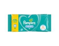 Pampers Fresh Clean Dětské čisticí ubrousky XXL Pack 1x80ks